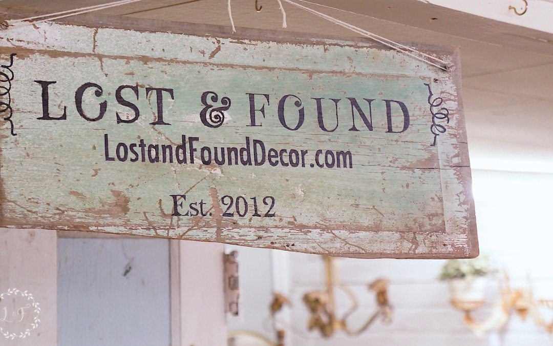 It All Started with the Antique Booth