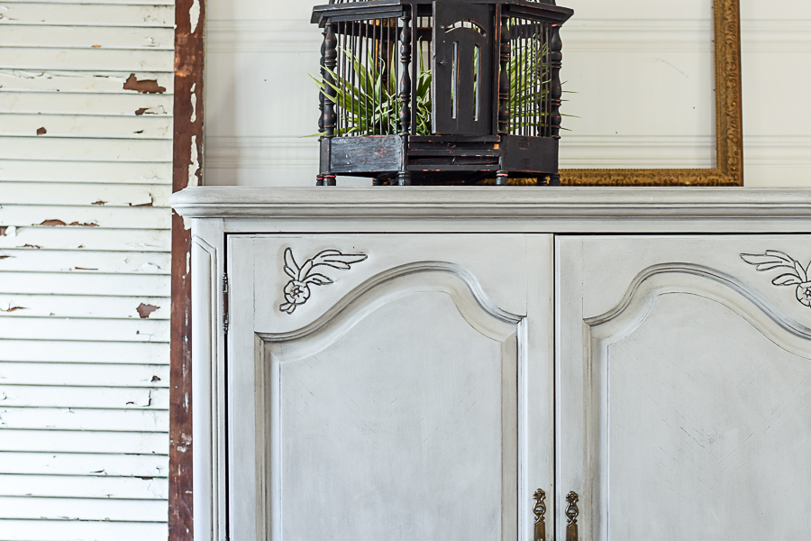 French Provincial Makeover with Jolie Chalk Paint